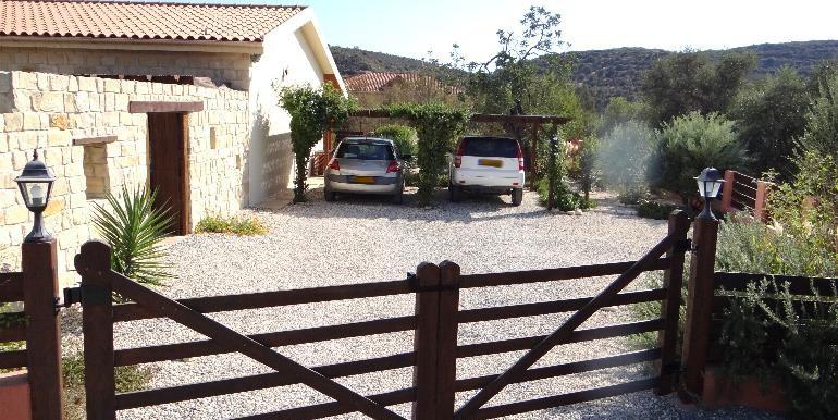 Bungalow-parking