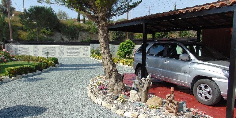 Bungalow-carport