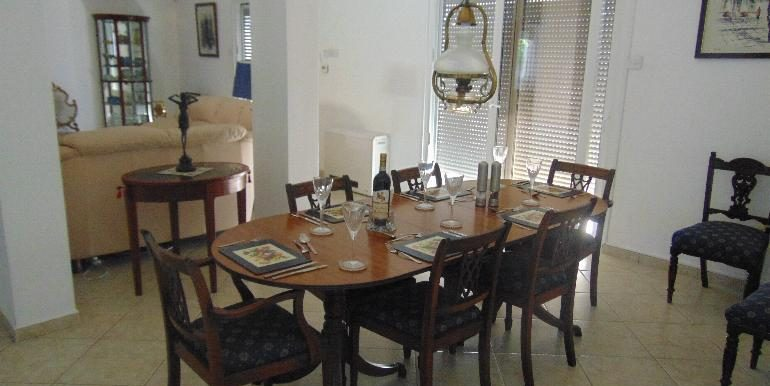 House - dining