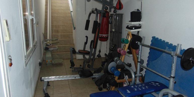 House - gym