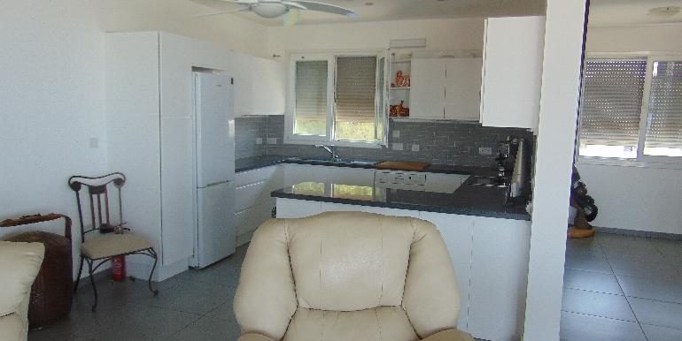 House - upper kitchen