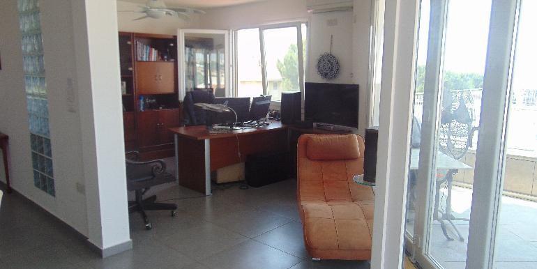 House - upper office