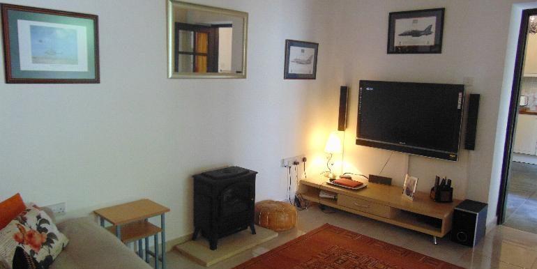 old town - bedroom-tv room