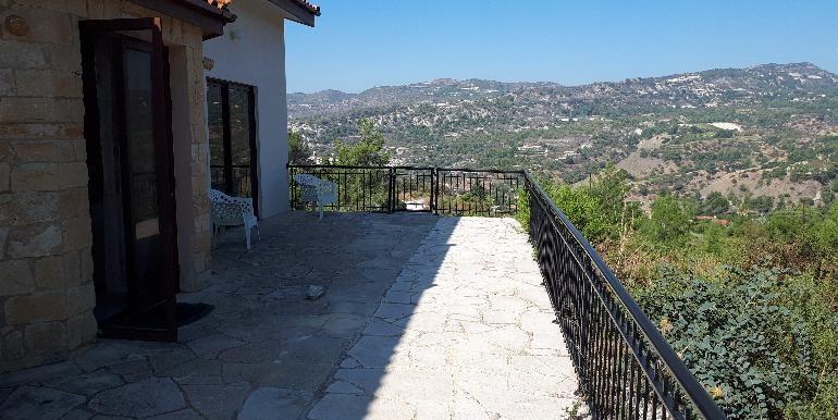 House-balcony